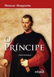 o príncipe livros filosofia